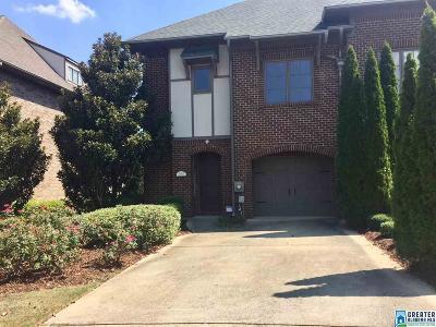Birmingham AL Condo/Townhouse For Sale: $319,000