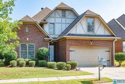 Hoover Single Family Home For Sale: 5728 Park Side Pass