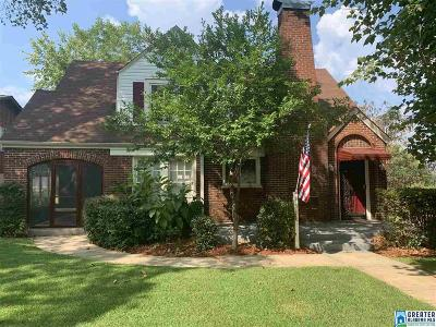 Birmingham Single Family Home For Sale: 1348 45th St W