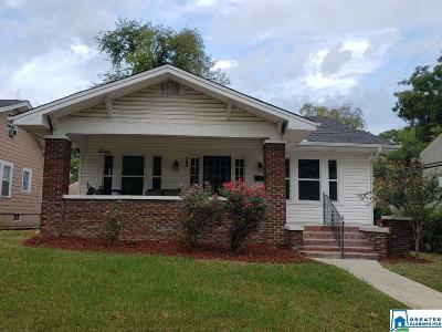 Birmingham Single Family Home For Sale: 672 Idlewild Cir