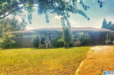 Piedmont Single Family Home For Sale: 790 Hebble Hwy