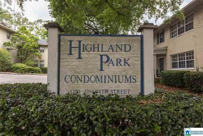 Birmingham Condo/Townhouse Coming Soon-No Show: 1200 34th St S #3