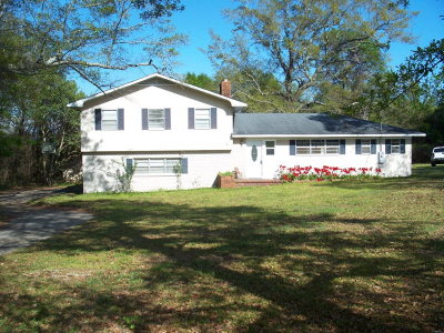 Andalusia Single Family Home For Sale: 641 Moore Rd