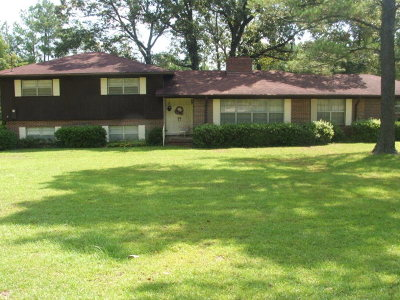 Andalusia Single Family Home For Sale: 26312 Gardners Chapel Rd
