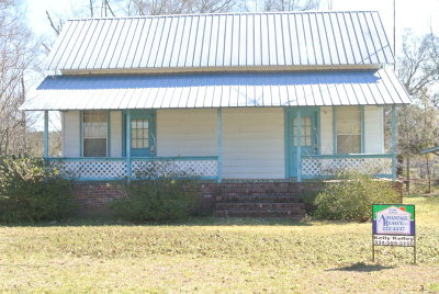 Andalusia AL Single Family Home For Sale: $75,000