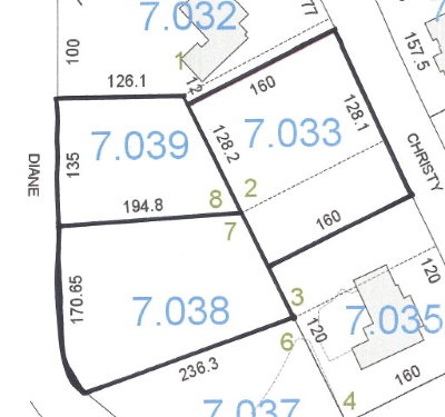 Andalusia Residential Lots & Land For Sale: Christy Ln
