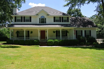 Andalusia Single Family Home For Sale: 401 Christy Ln