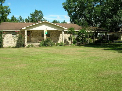 Andalusia Single Family Home For Sale: 24782 Harmony Church Rd (County Road 67)