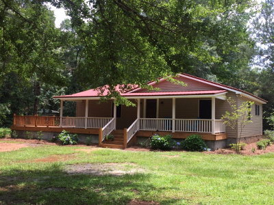 Andalusia Single Family Home For Sale: 21426 Padgett Rd (County Road 25)