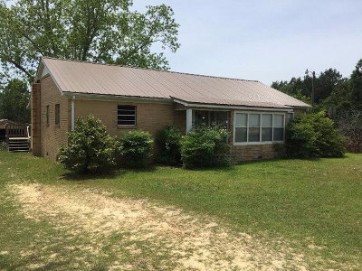 Andalusia Single Family Home For Sale: 18366 George Mims Rd