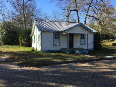 Andalusia Single Family Home For Sale: 214 Allen Ave