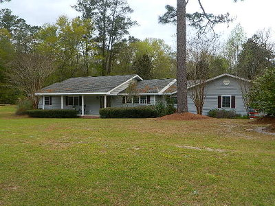 Andalusia Single Family Home For Sale: 18639 Rockhole Bridge Rd (County Road 31)