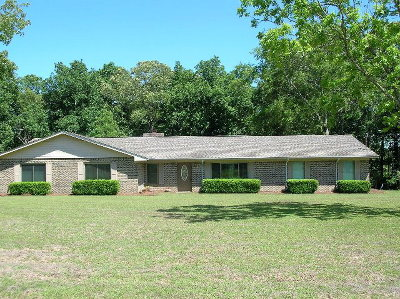 Andalusia Single Family Home For Sale: 30168 Straughn School Rd (County Road 43)