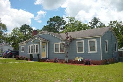 Opp Single Family Home For Sale: 517 Brantley St