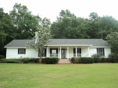 Andalusia Single Family Home For Sale: 25113 Hidden Forest Ln