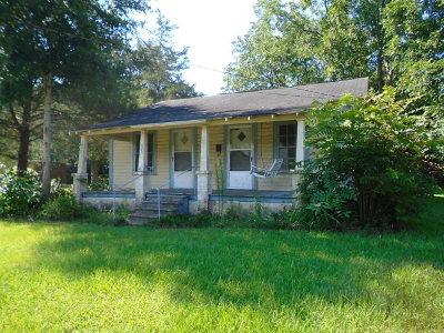Opp Single Family Home For Sale: 603 Covington St