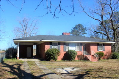 Andalusia AL Single Family Home For Sale: $64,000