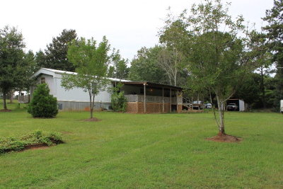 Evergreen AL Single Family Home For Sale: $51,500