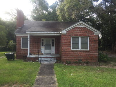 Andalusia Single Family Home For Sale: 1506 E Three Notch St
