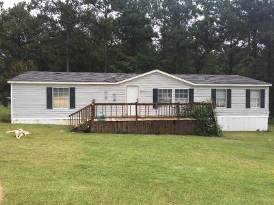 Andalusia Single Family Home For Sale: 31102 Boston Rd (County Road 37)