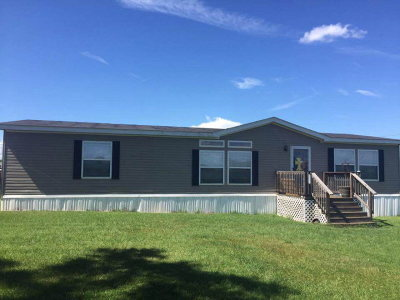 Opp Single Family Home For Sale: 25837 Dry Creek Rd