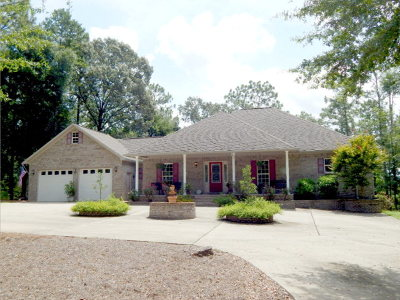 Andalusia Single Family Home For Sale: 26190 Brogden Rd