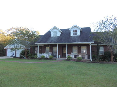 Andalusia Single Family Home For Sale: 19992 Airport Rd (County Road 42)