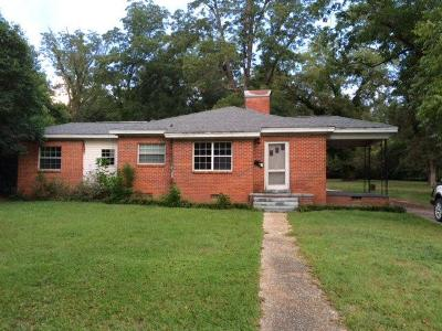 Andalusia Single Family Home For Sale: 1311 E Three Notch St