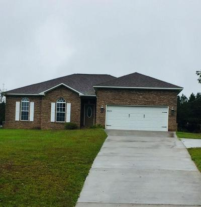 Andalusia Single Family Home For Sale: 9999 Sandy Landing Rd