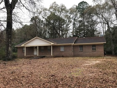 Red Level AL Single Family Home For Sale: $109,900