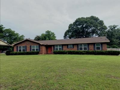 Andalusia Single Family Home For Sale: 2013 Antioch Rd (County Road 49)