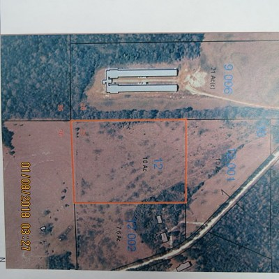 Andalusia Residential Lots & Land For Sale: 10 Acres Gardners Chapel Rd