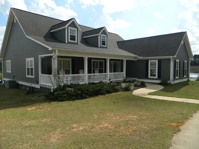 Andalusia Single Family Home For Sale: 18386 Clark Rd ( County Road 82)
