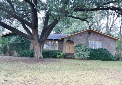 Andalusia Single Family Home For Sale: 1302 W Bypass (Us Hwy 29)