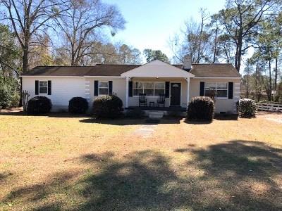 Opp Single Family Home For Sale: 804 E Hart Ave