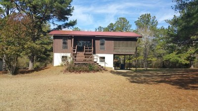 Andalusia Single Family Home For Sale: 16133 Dunns Bridge Rd (County Road 86)