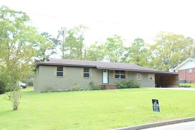 Andalusia Single Family Home For Sale: 110 Bluebell Dr