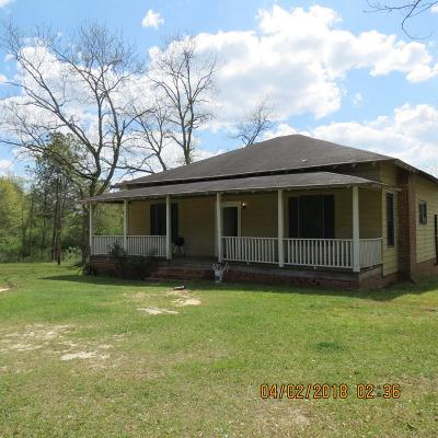 Opp Single Family Home For Sale: 22889 Fleeta Rd (County Road 93)