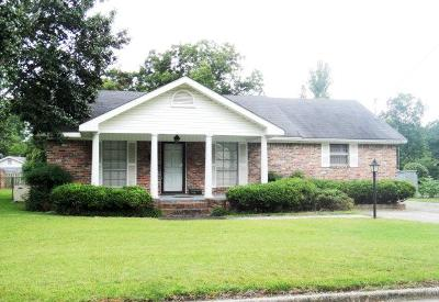 Andalusia AL Single Family Home For Sale: $91,900