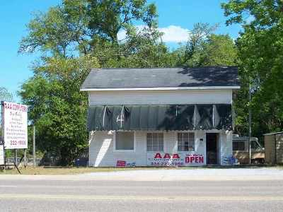 Andalusia Commercial For Sale: 1510 E Three Notch St