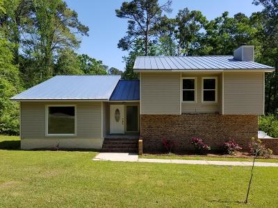 Ozark AL Single Family Home For Sale: $149,900