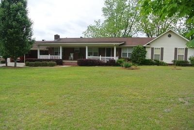 Andalusia Single Family Home For Sale: 20767 Jody Wiggins Rd (County Road 45)