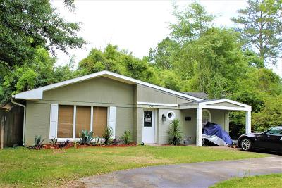 Andalusia Single Family Home For Sale: 1007 Three Notch Ct