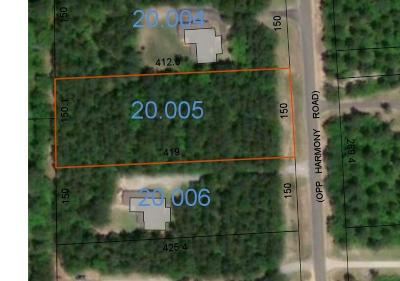 Residential Lots & Land For Sale: Shreve Rd (County Road 57)
