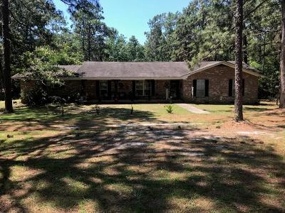 Andalusia Single Family Home For Sale: 14878 Maddox Rd (County Road 56)