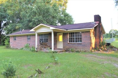 Andalusia AL Single Family Home For Sale: $126,000