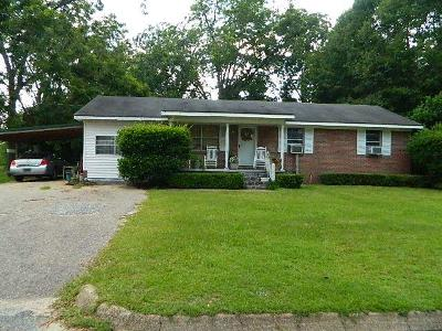Andalusia Single Family Home For Sale: 404 Donald St