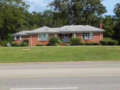 Andalusia Commercial For Sale: 1115 Sanford Rd