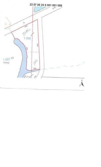 Andalusia Residential Lots & Land For Sale: 3.+/- Ac Canoe Rd