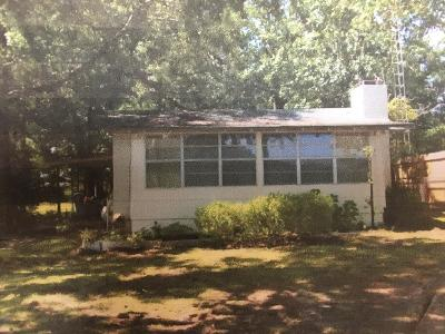 Single Family Home For Sale: 15122 F M Jones Rd